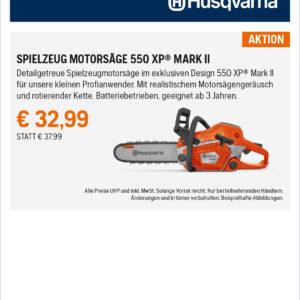 Hq Anzeigen Frhjahrsaktion 2021 2sp Rz Spielzeug MotorsŽge 550 Xp Mark Ii Kopie