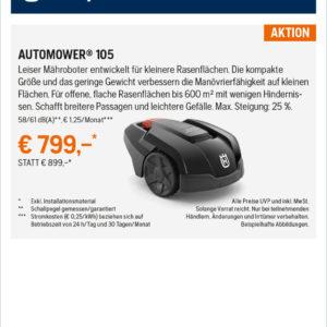 Hq Anzeigen Fr�hjahrsaktion 2021 2sp Rz Automower 105 Kopie