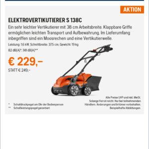 Hq Anzeigen Fr�hjahrsaktion 2021 2sp Rz Elektrovertikutierer S 138c Kopie