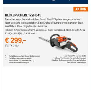 Hq Anzeigen Fr�hjahrsaktion 2021 2sp Rz Heckenschere 122hd45 Kopie