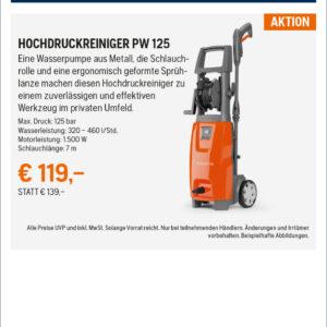 Hq Anzeigen Fr�hjahrsaktion 2021 2sp Rz Hochdruckreiniger Pw 125 Kopie