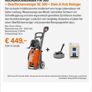 Hq Anzeigen Fr�hjahrsaktion 2021 2sp Rz Hochdruckreiniger Pw 360 Kopie