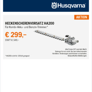 Hq Anzeigen Fr�hjahrsaktion 2021 2sp Rz Heckenscherenvorsatz Ha200 Kopie