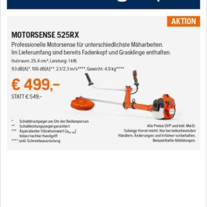 Hq Anzeigen Fr�hjahrsaktion 2021 2sp Rz Motorsense 525rx Kopie