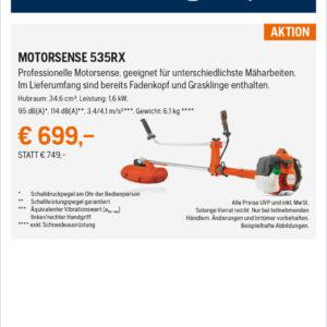 Hq Anzeigen Fr�hjahrsaktion 2021 2sp Rz Motorsense 535rx Kopie