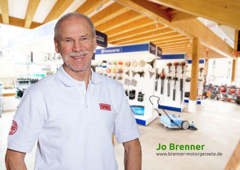 Jo Brenner – Brenner Motorgeräte