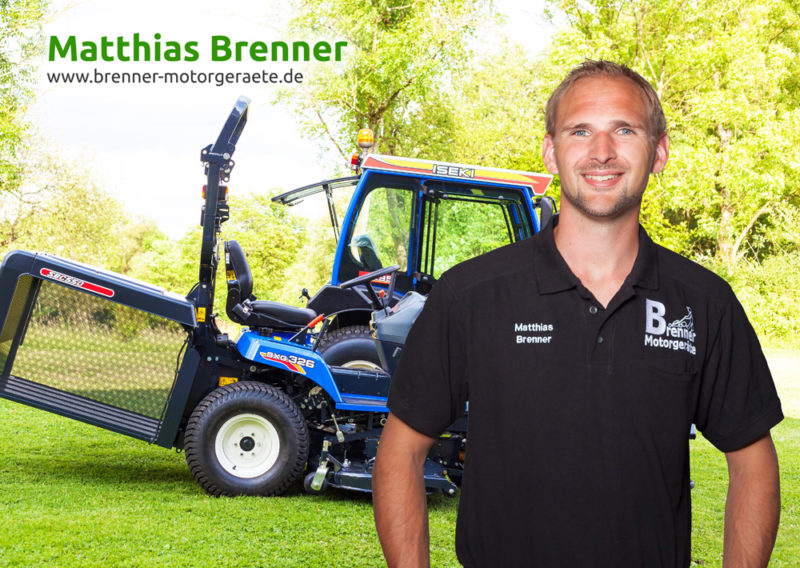 Matthias Brenner- Brenner Motorgeraete