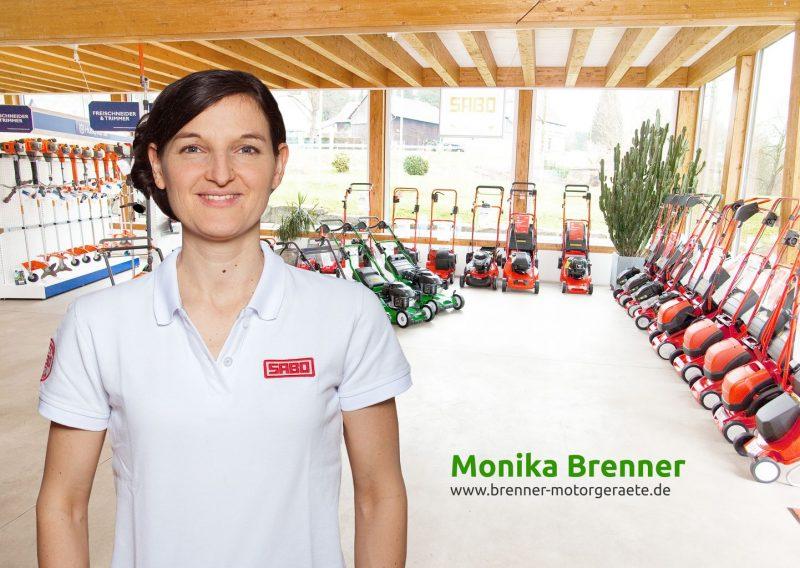 Monika Brenner – Brenner Motorgeräte