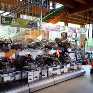 Brenner Motorgeraete Vilkerath Overath Husqvarna Automower Rasenroboter